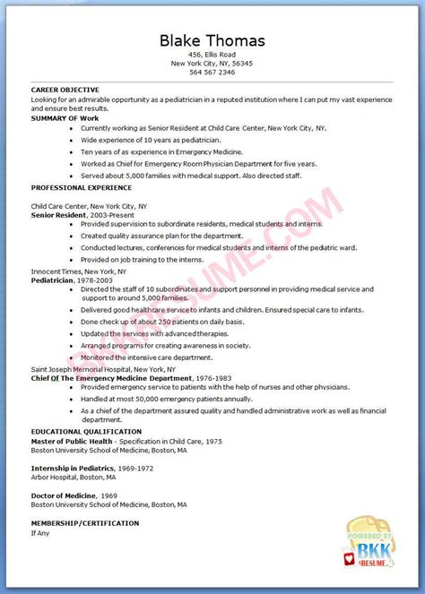 clinical manager resume clinical manager