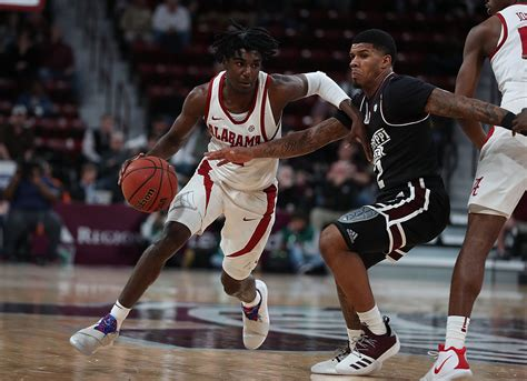 Two Alabama Basketball Players Reportedly Transferring