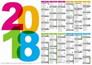 detailed calendar 2018 vector template vector calendar With detailed calendar template