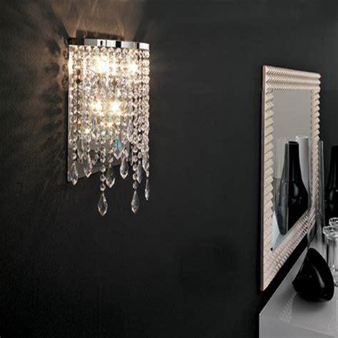 mirror front corridor hallway wall light led wall
