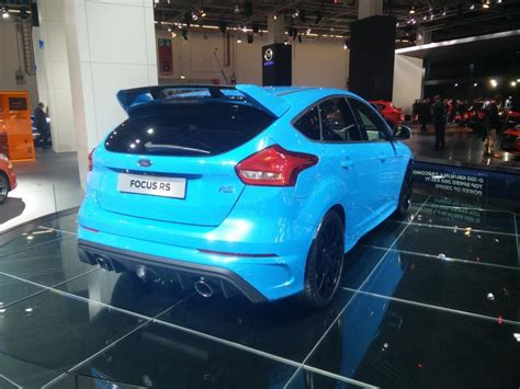 ford focus rs prix prix ford focus rs 2016 38 600 euros la nouvelle focus rs photo 4 l argus