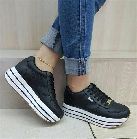 tiflis 007398 metales zapatos con estilo de alta calidad weffihg tenis de suela alta negros moda para con estilo dama 80 340 en mercado libre