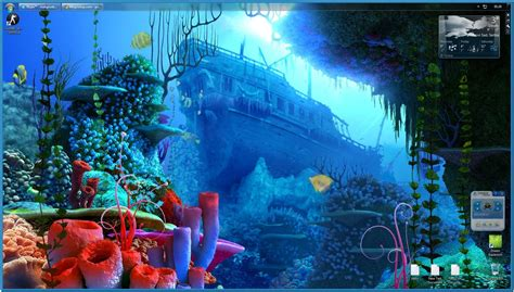 Animated Coral Reef Wallpaper - coral reef 3d screensaver and animated wallpaper 1 1 4