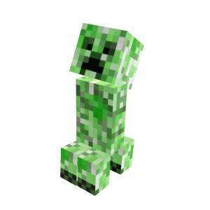 Minecraft Creeper :) - GarageSpot