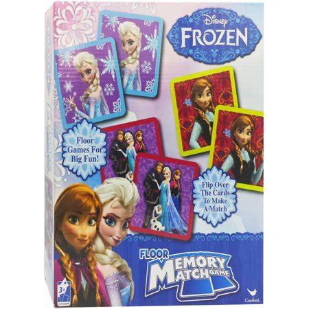 disney frozen floor memory match game walmartcom
