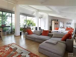 Un sottotetto con terrazzo aperto o chiuso a seconda delle necessità Cose di Casa