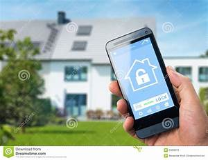 Smart Home Control : smart home device home control stock illustration image 53838315 ~ Watch28wear.com Haus und Dekorationen