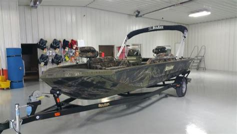 Seaark Boats Easy 200 by Sea Ark Easy 200 Boats For Sale In Illinois