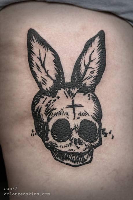 skull tattoos  san  coloured skins