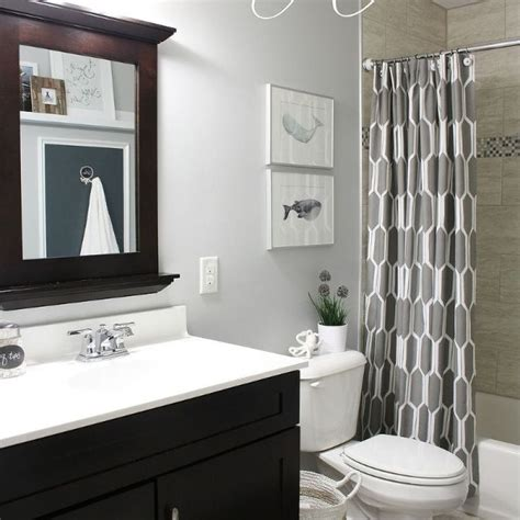 bathroom ideas for boy and shared boys guest bathroom bathroom makeovers shower