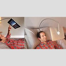 Hanfree Stand Makes Your Ipad Float In Midair  Technabob