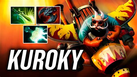 kuroky gyrocopter pro mmr gameplay dota 2 youtube