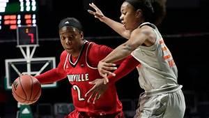 Louisville's Hines-Allen dominates in win over Hurricanes ...