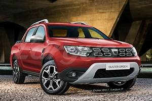Argus Dacia Logan : dacia duster oroch le nouveau duster en version pick up en europe l 39 argus ~ Maxctalentgroup.com Avis de Voitures