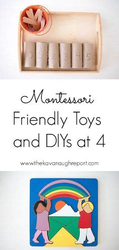 montessori crafts  diys images montessori