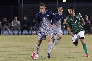 UNF men's soccer clinches playoff berth with 2-0 victory ...