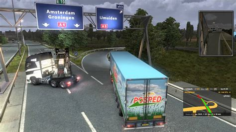 truck simulator on the road truck simulator 2 multiplayer idiots on the road pt 1