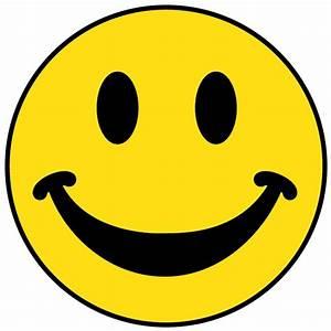 Super Happy Face Clipart