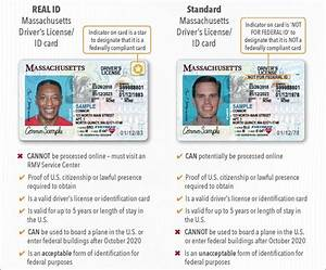 Real id is coming to mass here39s what you need to know for Documents for real id