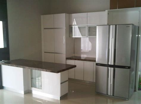 desain interior dapur rumah minimalis desain rumah