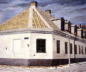 Nöden I Lund, Nya Staden, Shetl, Stetl