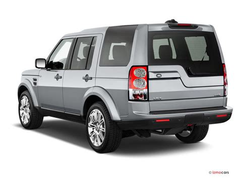 2012 Land Rover Lr4 Prices, Reviews And Pictures