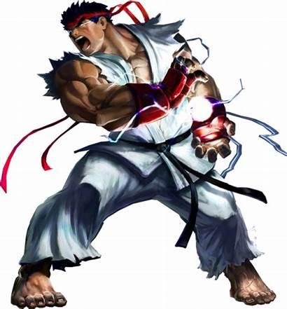 Fighter Ryu Street Psd Official Officialpsds