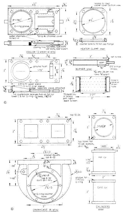 Walker g. уокер г. stirlingcycle machines машины работающие по циклу стирлинга [1978 djvu rus]