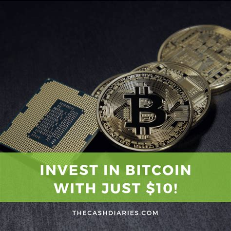 How to make money off bitcoin using these methods requires a lot of practice, so don't expect to get it right on the first try. How to invest in Bitcoin with just $10 - The Cash Diaries