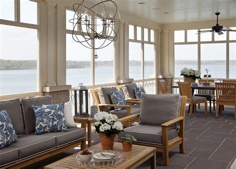 casual elegance  lakeside hideaway idesignarch