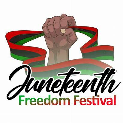 Juneteenth Freedom Transparent Clipart Festival Clip Background