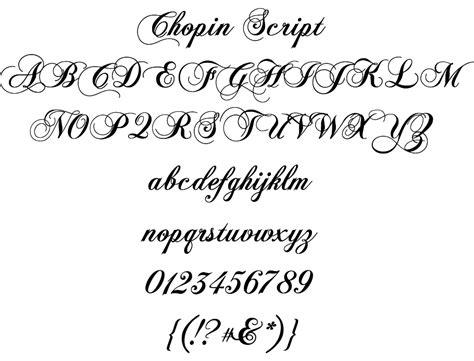 template script fonts images  printable fonts