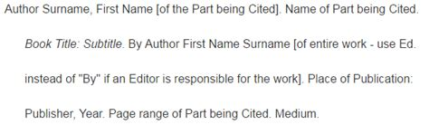 introduction foreword preface  afterword mla citation style  edition libguides