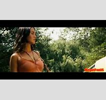 Sexy Megan Fox Car Scene Transformers Youtube