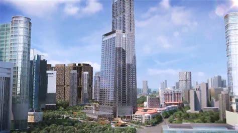 Tanjong Pagar Centre Singapore Tallest Building Youtube