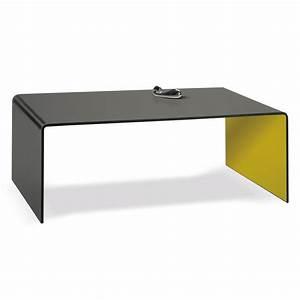 Dessus De Table En Verre : table basse dessus verre 20 id es de d coration int rieure french decor ~ Teatrodelosmanantiales.com Idées de Décoration
