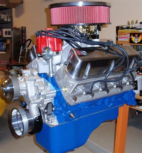 purchase ford  stroker  horsepower crate engine