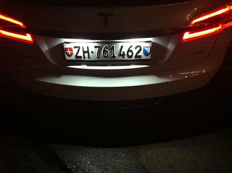 led lights in switzerland led kennzeichen beleuchtung swiss xenon led besseres licht beim fahren