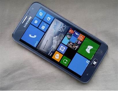 Samsung Windows Ativ Phones Microsoft Galaxy Android
