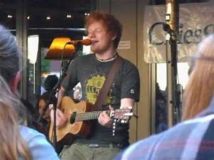 Ed Sheeran Drunk (Oake on the Water) - YouTube