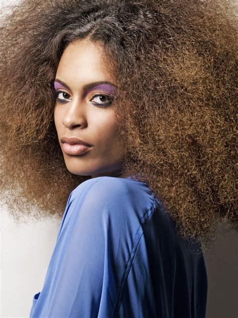 dutch singer nicole bus   beatifull natural hair