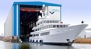 71m, Yacht, Utopia, Returns, Home, To, Feadship, For, Refit