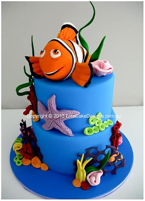 Southern Blue Celebrations Under The Sea  Finding Nemo