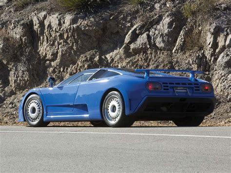 1993 Bugatti Eb110 Gt Auction Estimate Is Under  Million