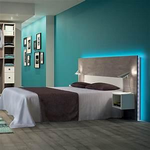 Dressing Derrière Tete De Lit : t te de lit kazed ~ Premium-room.com Idées de Décoration