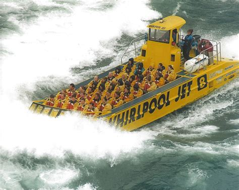 Whirlpool Jet Boat by Whirlpool Jet Boat Tour