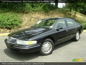 Black Clearcoat - 1997 Lincoln Continental