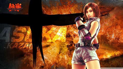 Street Fighter 5 Wallpaper 1080p Tekken Hd Wallpaper Wallpapersafari