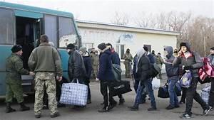 Ukraine, pro-Russian rebels swap hundreds of prisoners ...
