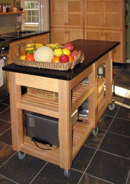 ideas  moveable kitchen island  pinterest kitchen work tables mobile kitchen